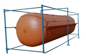 Gazomètre - Stockage produits gazeux